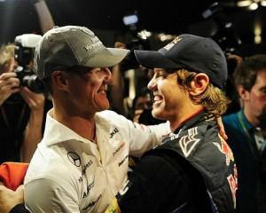 Vettel dubbioso su Kubica. E parla di Schumacher