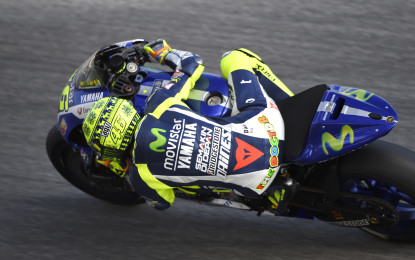Sepang: Rossi e Lorenzo ottimisti dopo i primi test