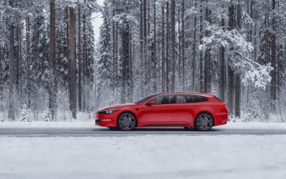 Kia SPORTSPACE: la nuova Grand Tourer