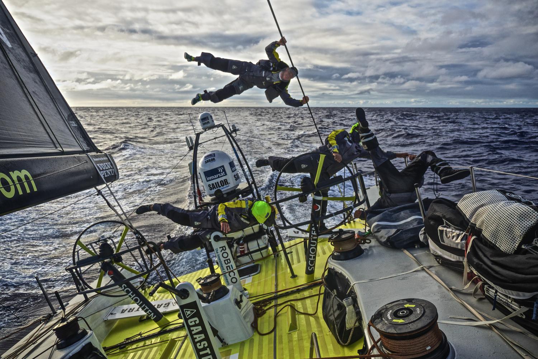 Volvo Ocean Race verso l'Equatore