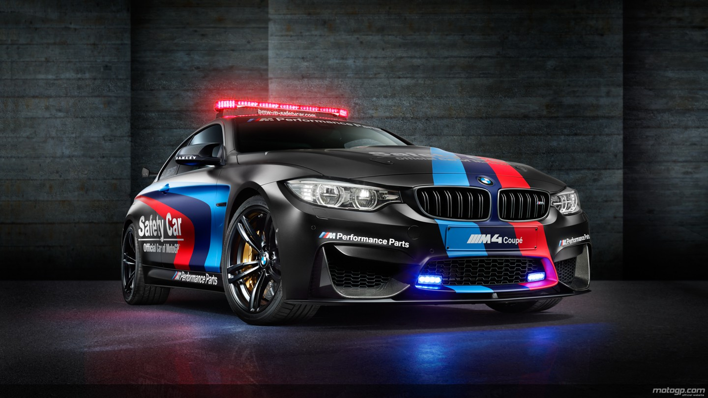 BMW M4 Coupé: cresce la flotta MotoGP Safety Car