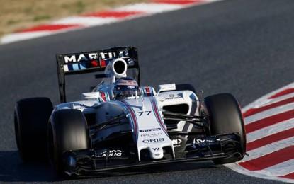 Williams più veloce, Red Bull più lenta finora