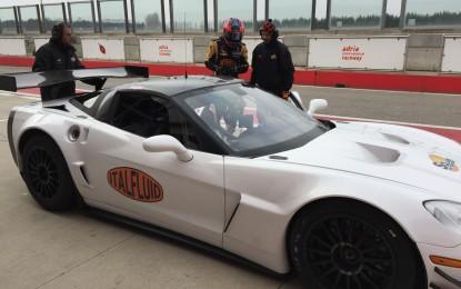 Solaris Motorsport: primo test con la Corvette GT3