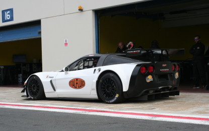 Solaris Motorsport: test ok a Vallelunga
