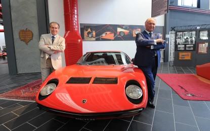 Museo Lamborghini gratuito, in memoria di Ferruccio