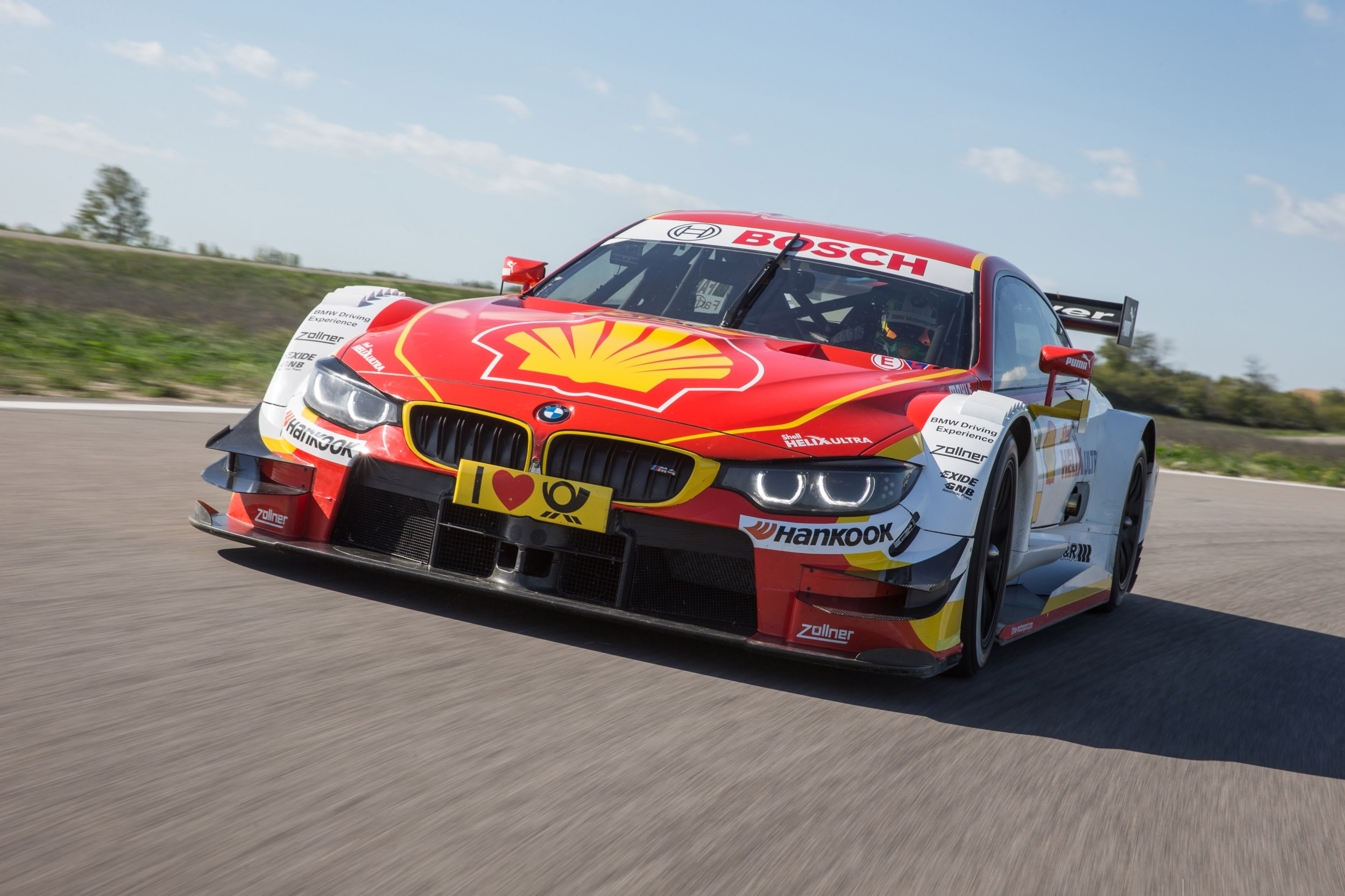 Shell e BMW intensificano la collaborazione