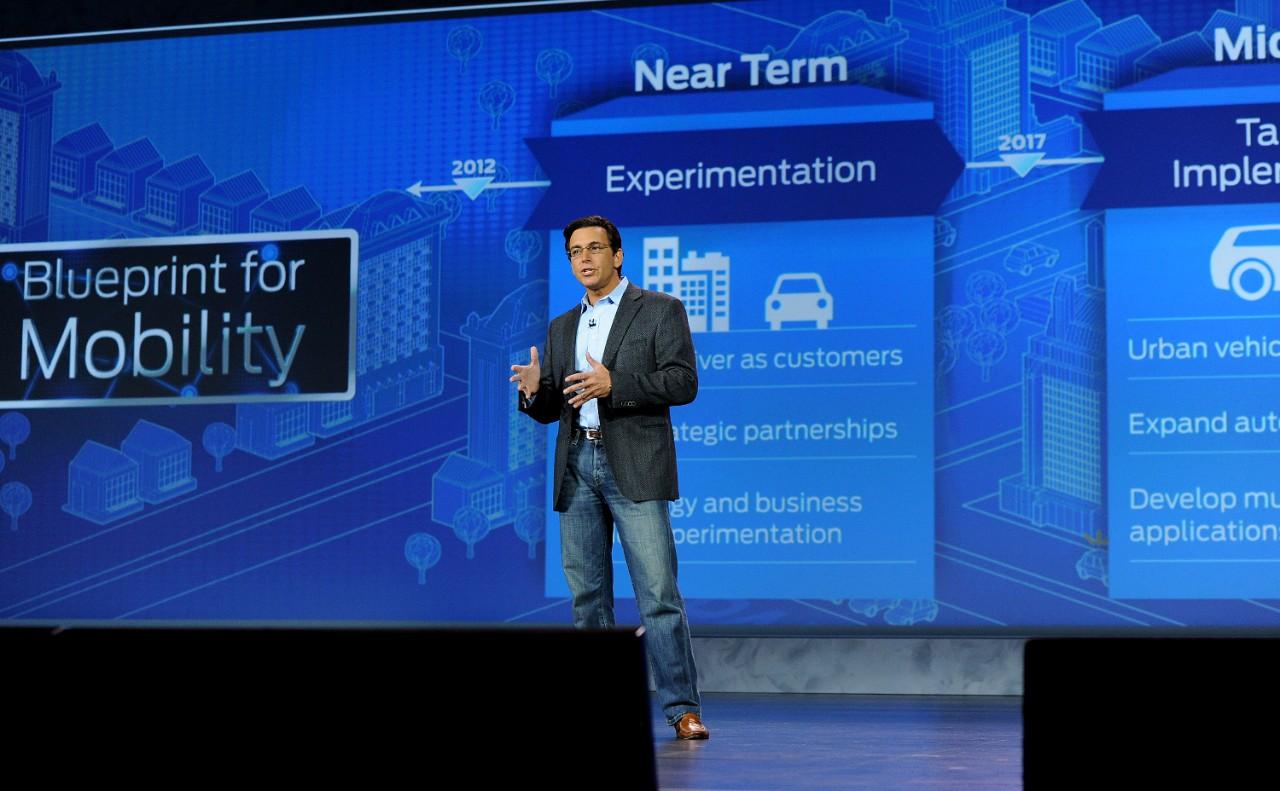 Ford: nuove partnership per il futuro della mobilità