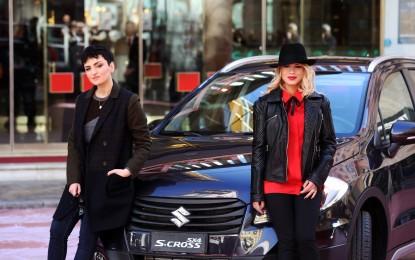 S-CROSS a Sanremo con la sicurezza 4WD ALLGRIP