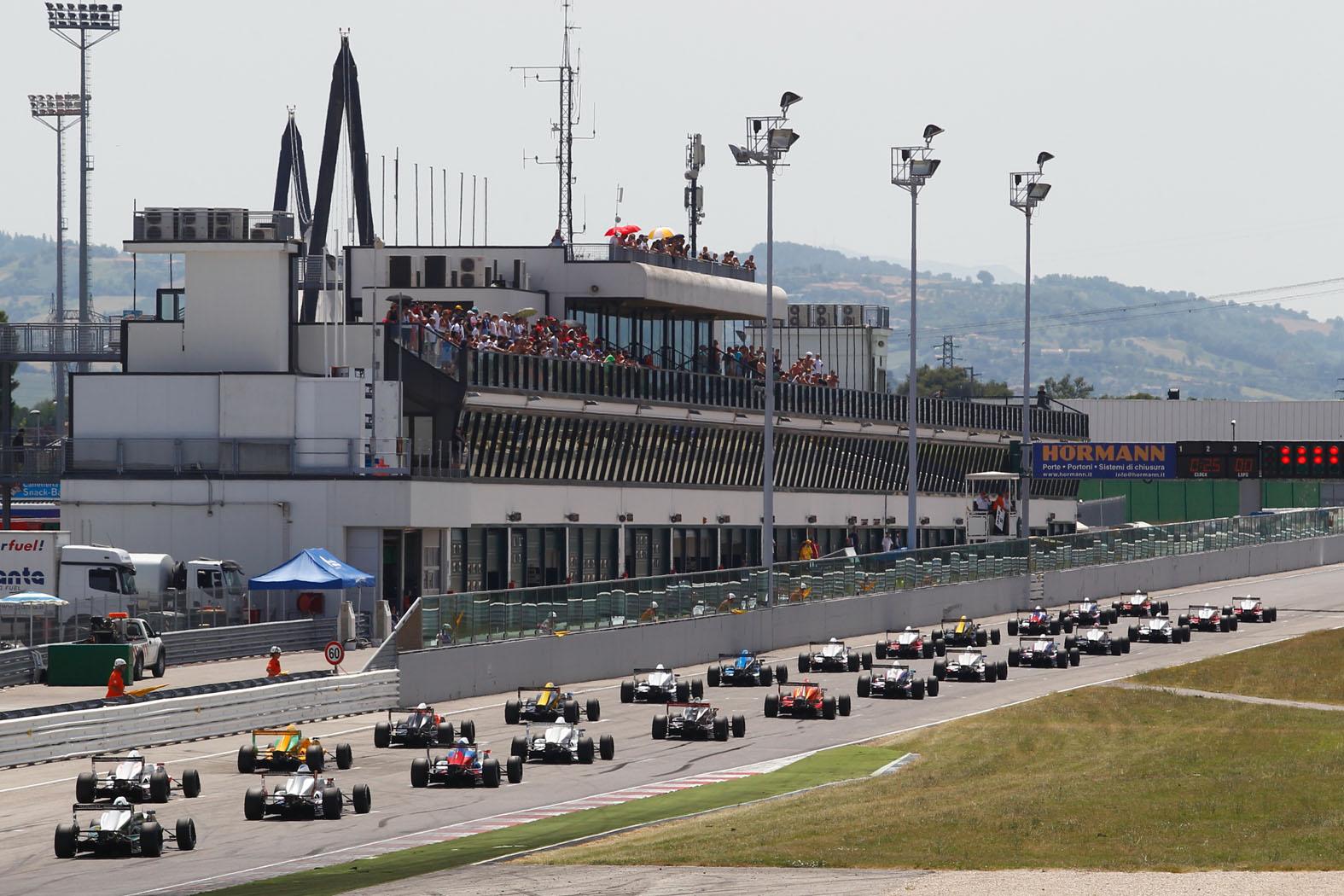 F. Renault 2.0 ALPS: entra Misano, esce il Mugello