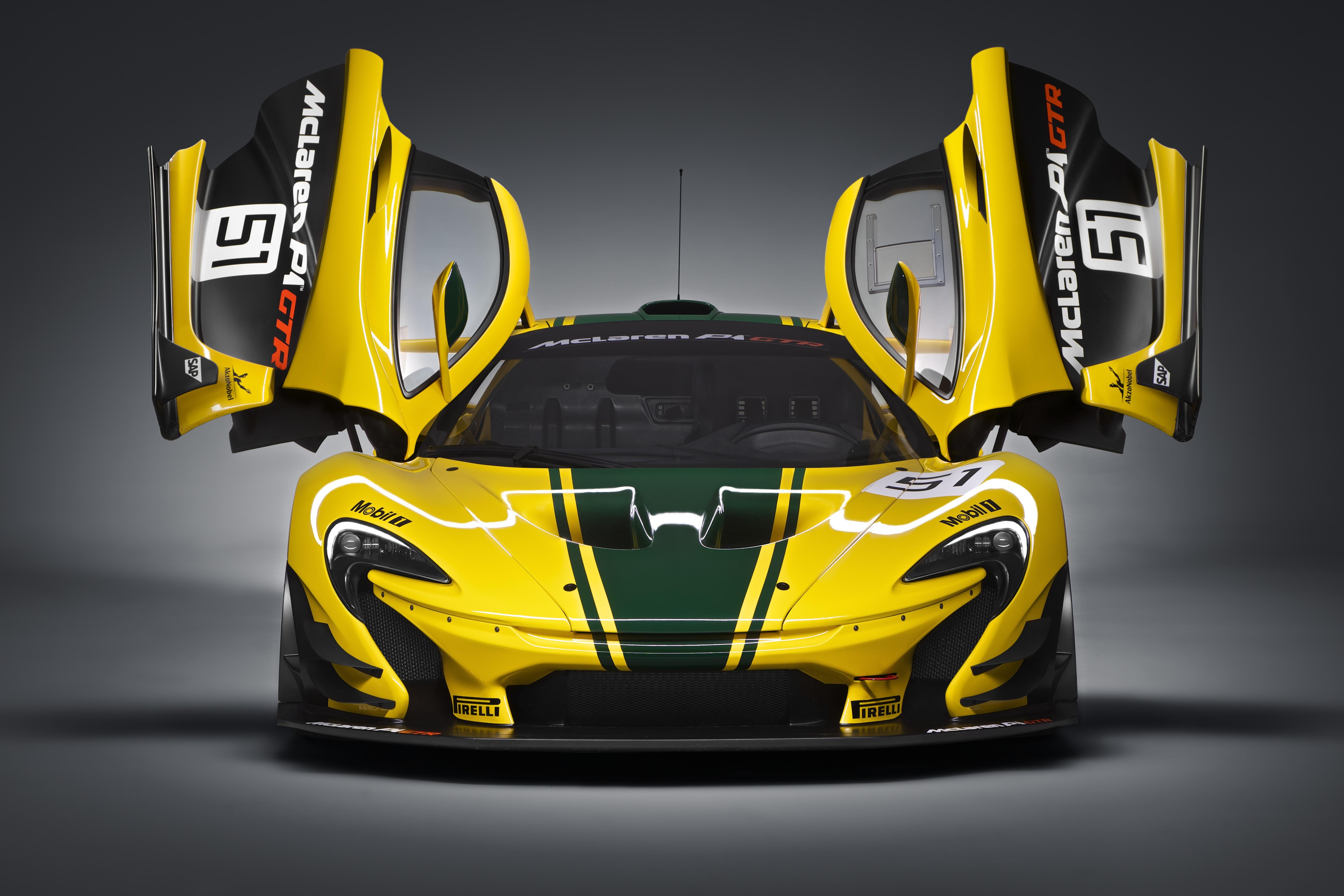 McLaren P1 GTR: a Ginevra, in edizione limitata