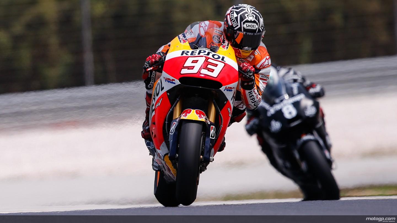 MotoGP: Marquez chiude in bellezza