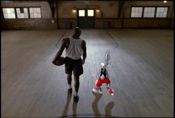 Michael Jordan e Bugs Bunny: il ritorno!
