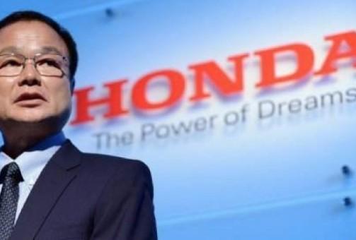 Honda: gli airbag fanno saltare il presidente
