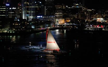 Volvo Ocean Race: MAPFRE vince ad Auckland