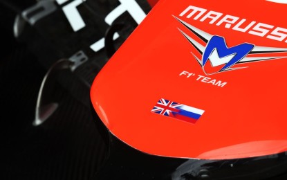 Manor Marussia tra gli iscritti 2015