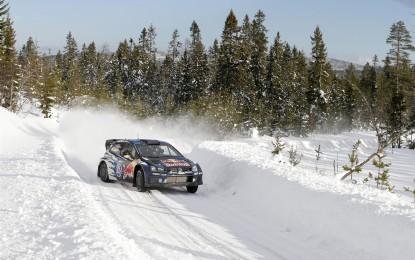 Sfida tra i ghiacci per le Polo R WRC