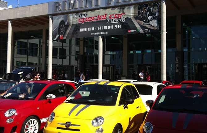 My Special Car Show: a Rimini il 18 e 19 aprile