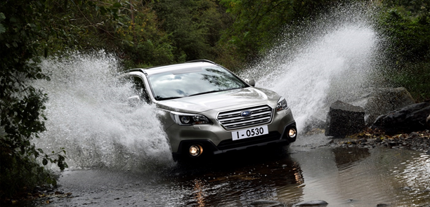 I SUV Subaru al top in Australia