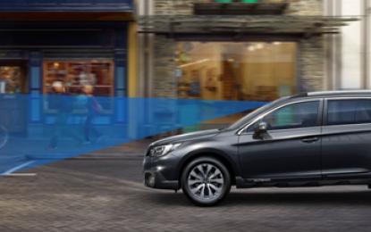 Subaru: successo del sistema EyeSight