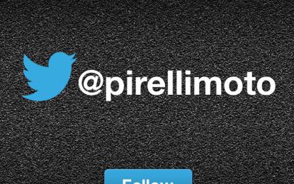 Pirelli Moto sbarca su Twitter