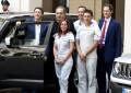 Matteo Renzi al Centro Stile FCA e a Mirafiori