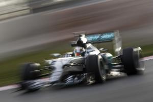 F1 - WINTER TESTS BARCELONA 2015
