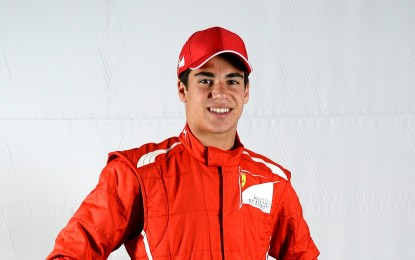 Lance Stroll debutta in Formula 3