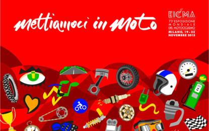 """EICMA 2015: """"Mettiamoci in moto"""""""
