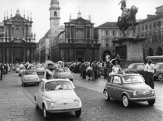 """FCA protagonista di """"Milano AutoClassica"""""""