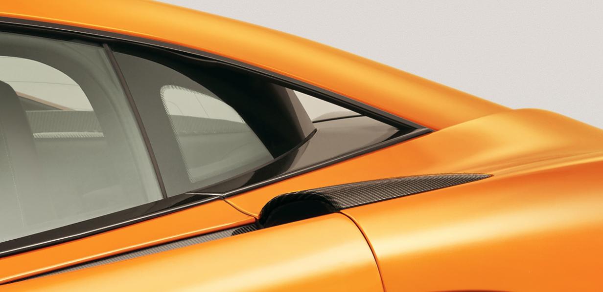 McLaren lancia la Sport Series e la 570S Coupé