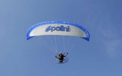 Polini World Paramotor Slalomania