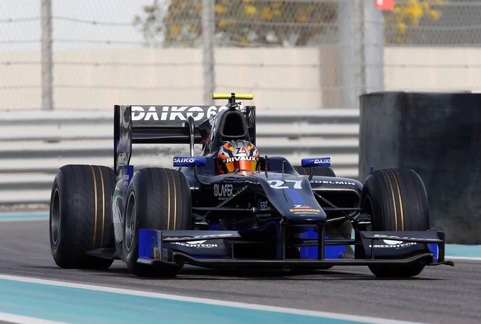GP2: Amberg con Lazarus ai test di Abu Dhabi