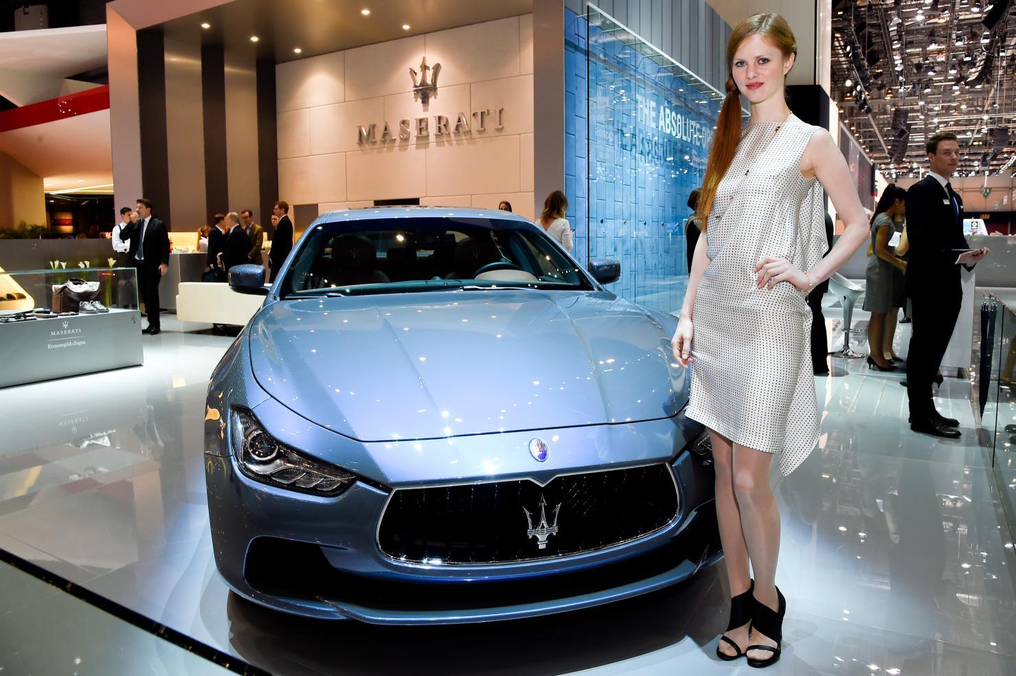 Maserati si veste di nuovi allestimenti