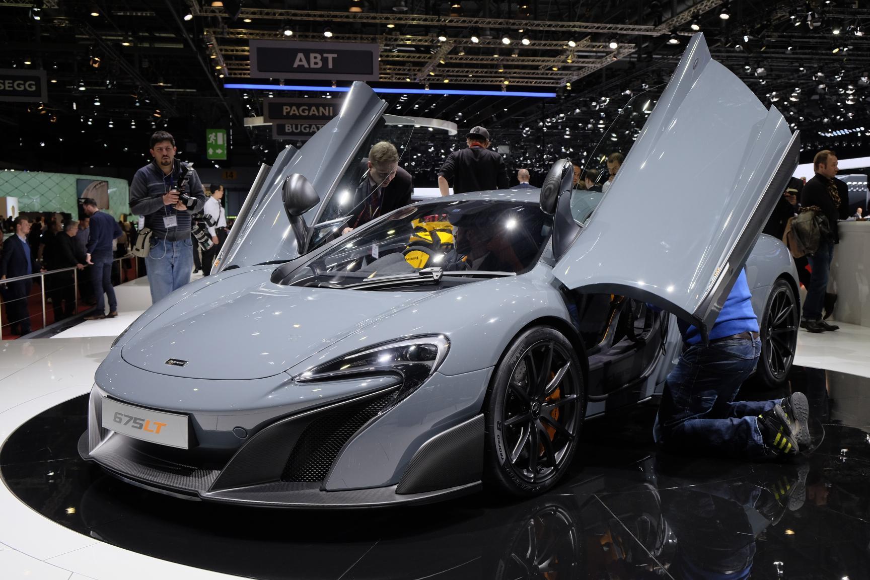 McLaren 675LT in produzione limitata