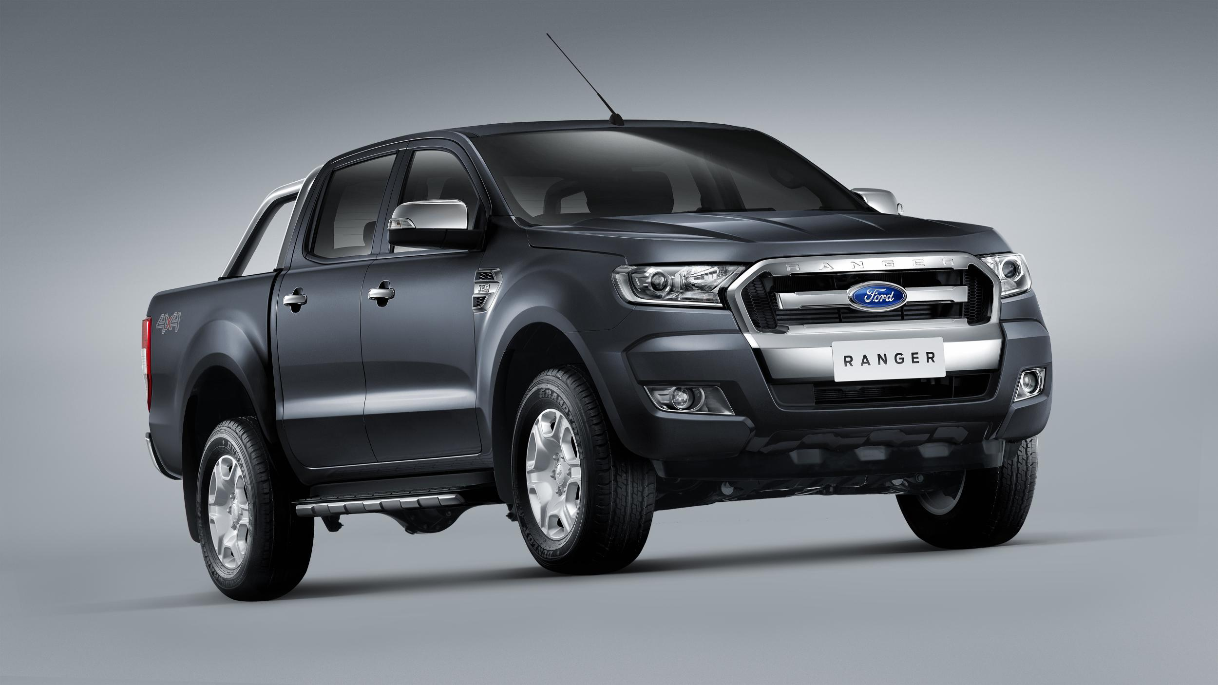 Ford svela il nuovo Ranger