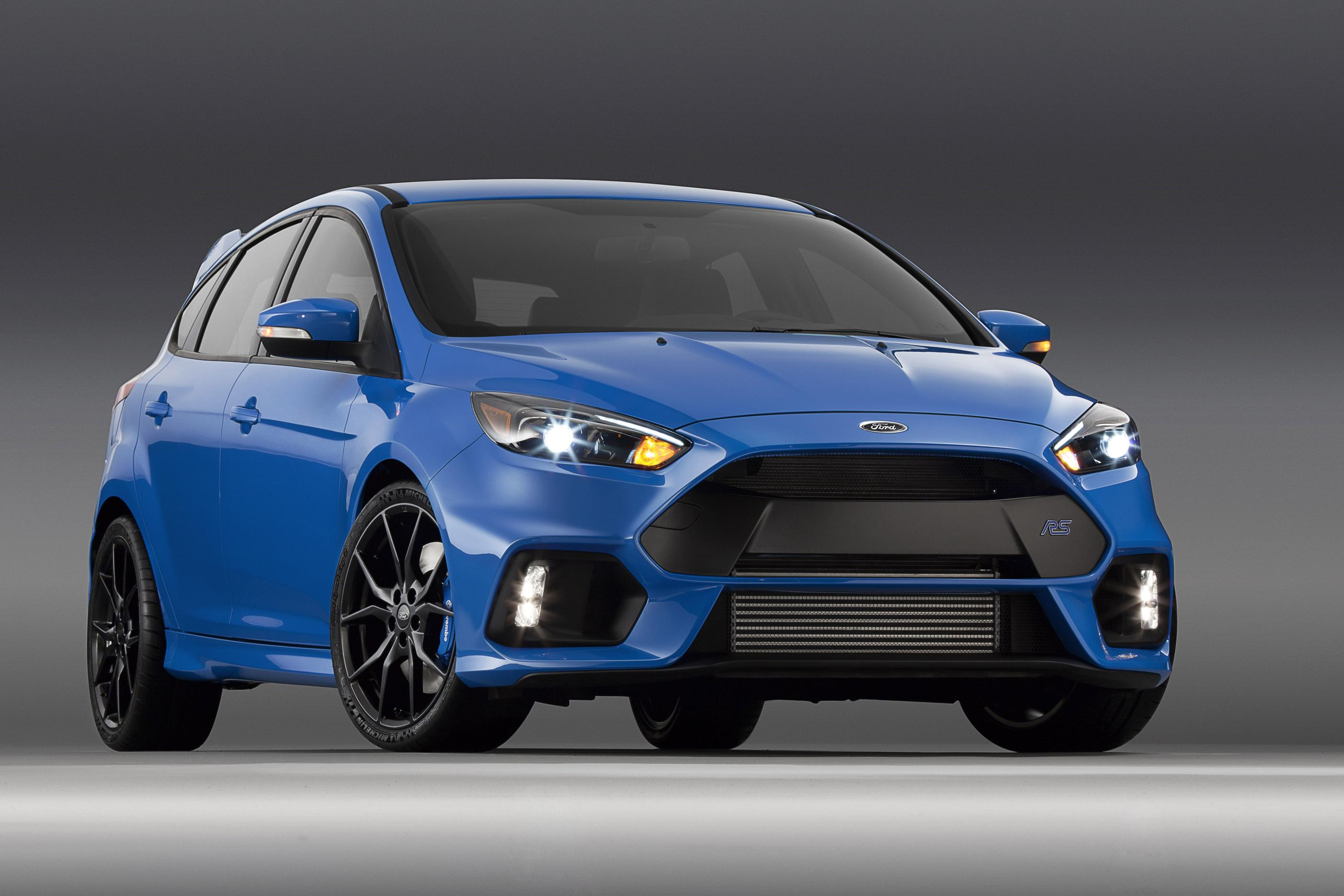 Ford Focus RS pronta al debutto a NY