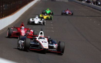 IndyCar Series 2015: oggi il via da St. Petersburg