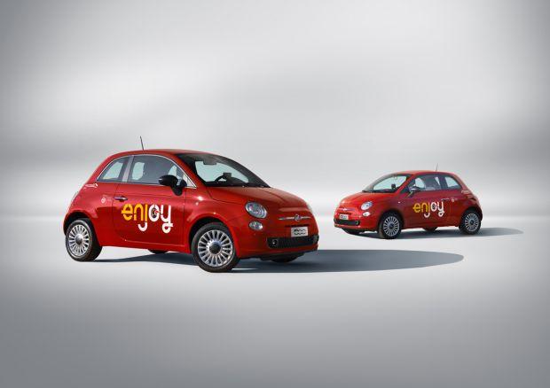 """Torino: arriva """"Enjoy"""", il car sharing targato Eni"""