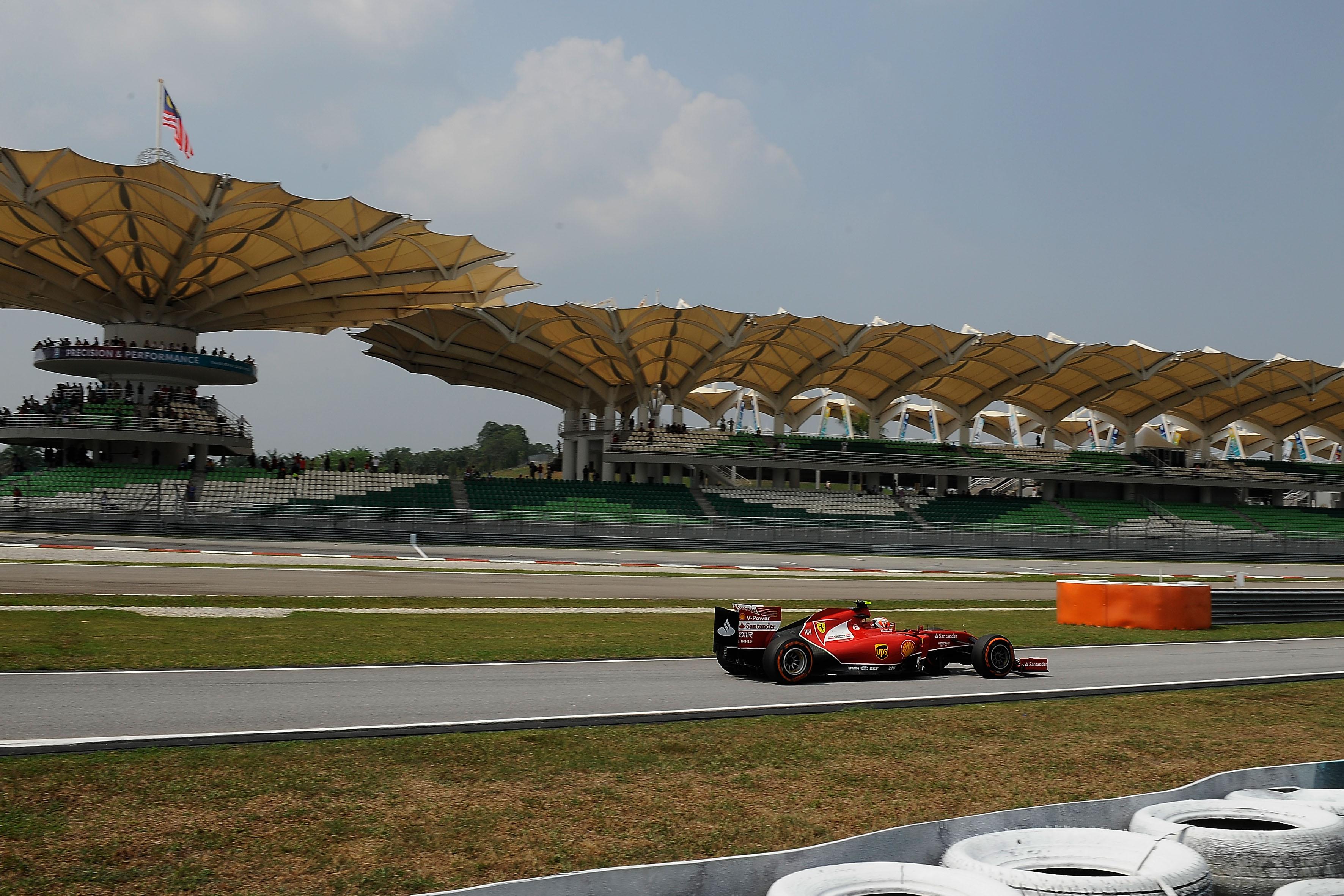Ferrari e le sfide della Malesia