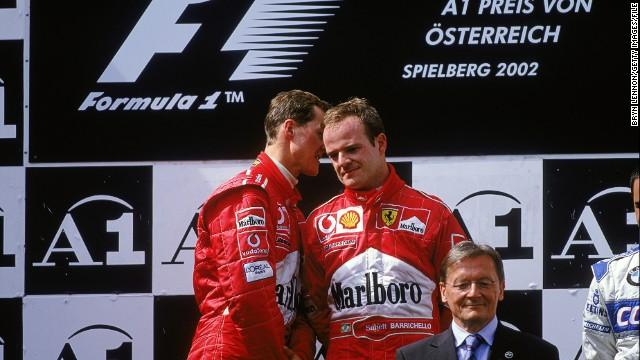 """Todt: """"Bottas molto più disciplinato di Barrichello"""""""