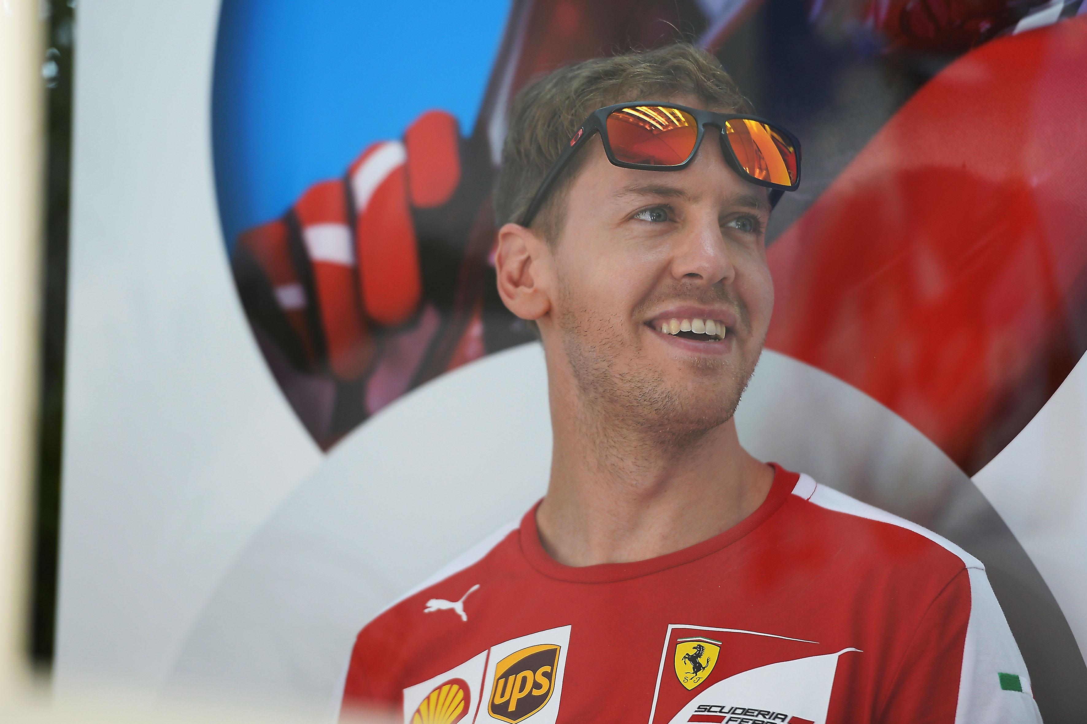 """Vettel: """"Solo questione di tempo, torneremo forti"""""""
