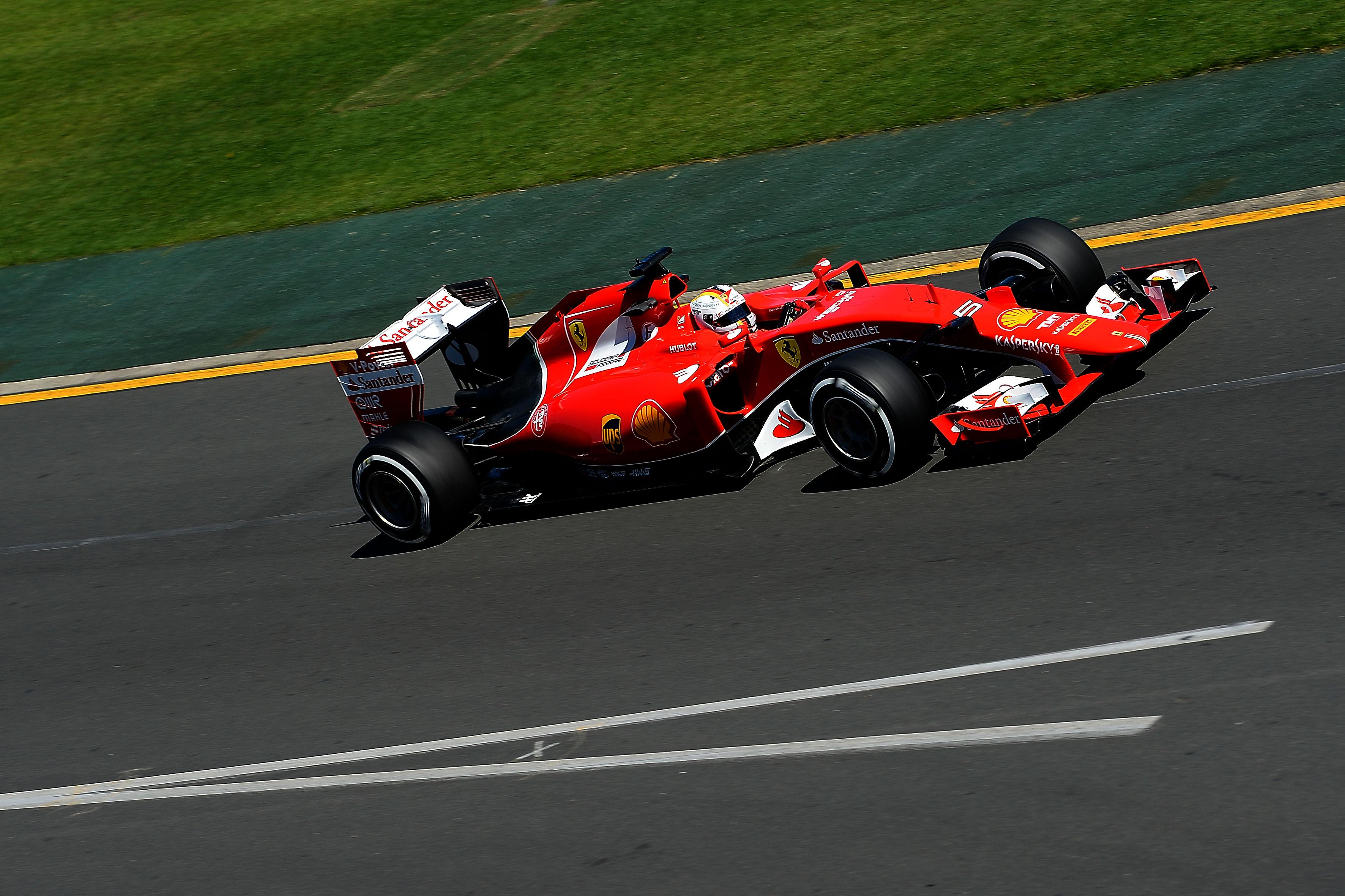 """Ferrari: """"Una buona giornata"""""""