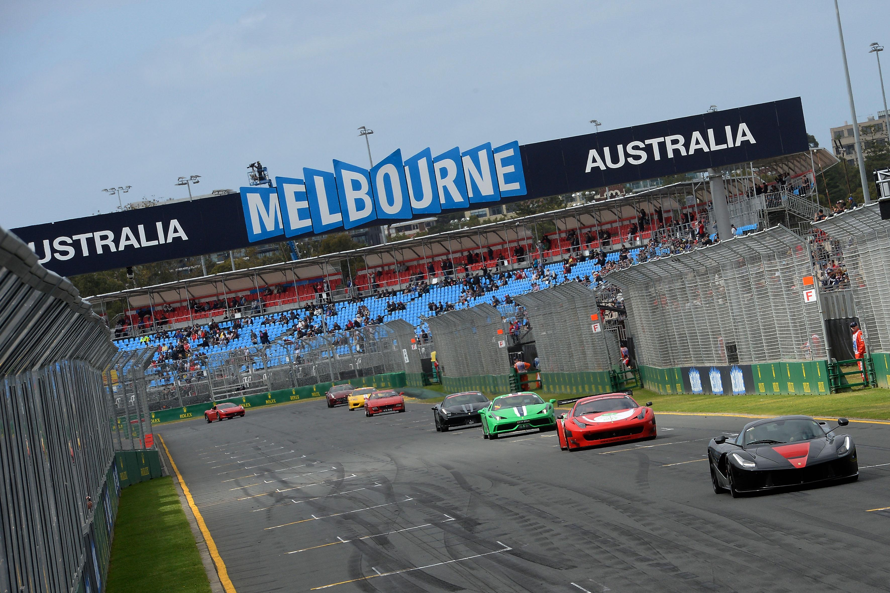 Australia: per la Ferrari non solo F1