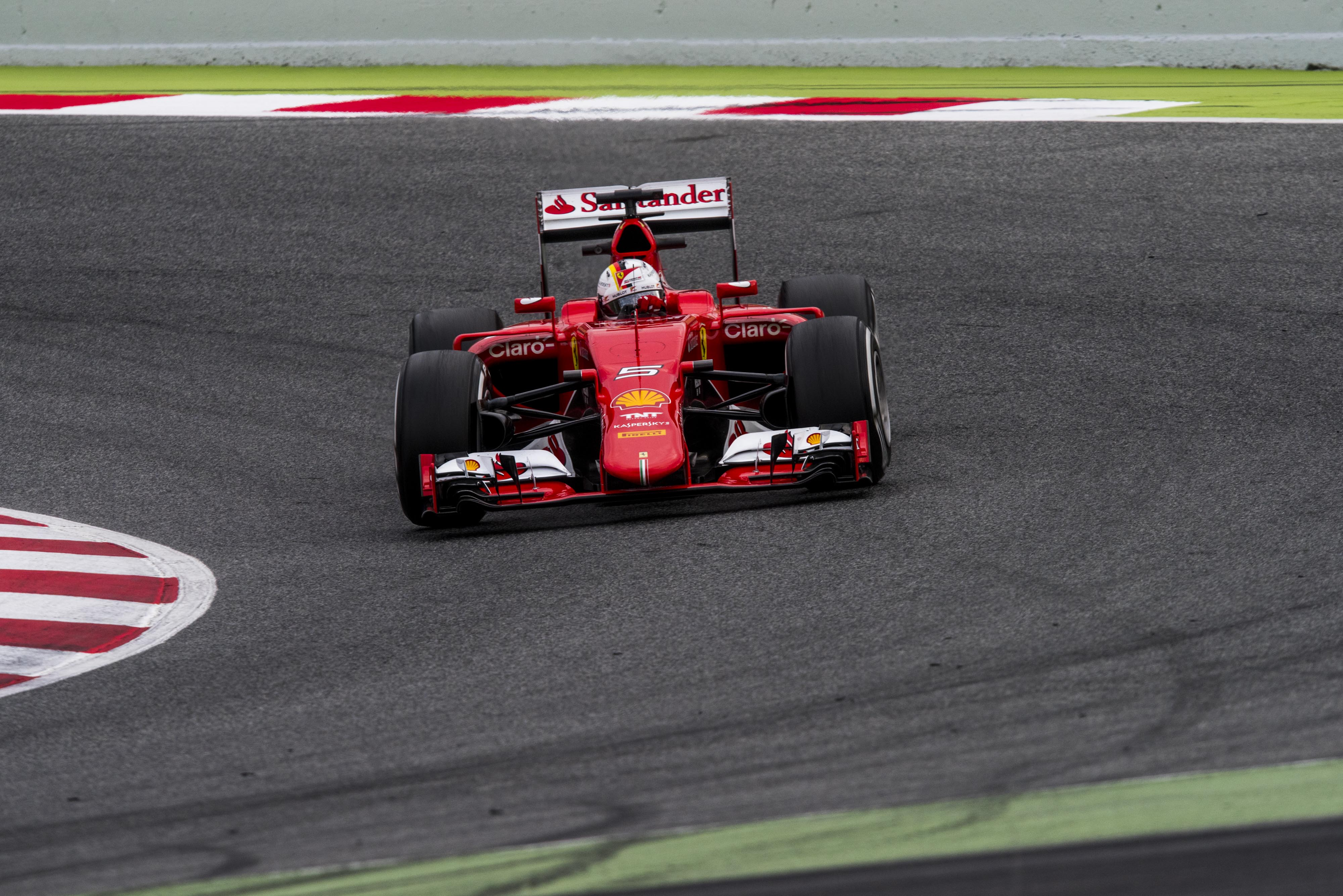 Test F1: break e poi rush finale