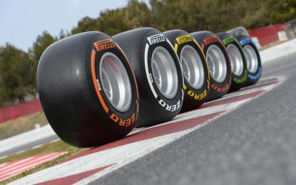 Pirelli: le mescole per il GP d'Australia 2016