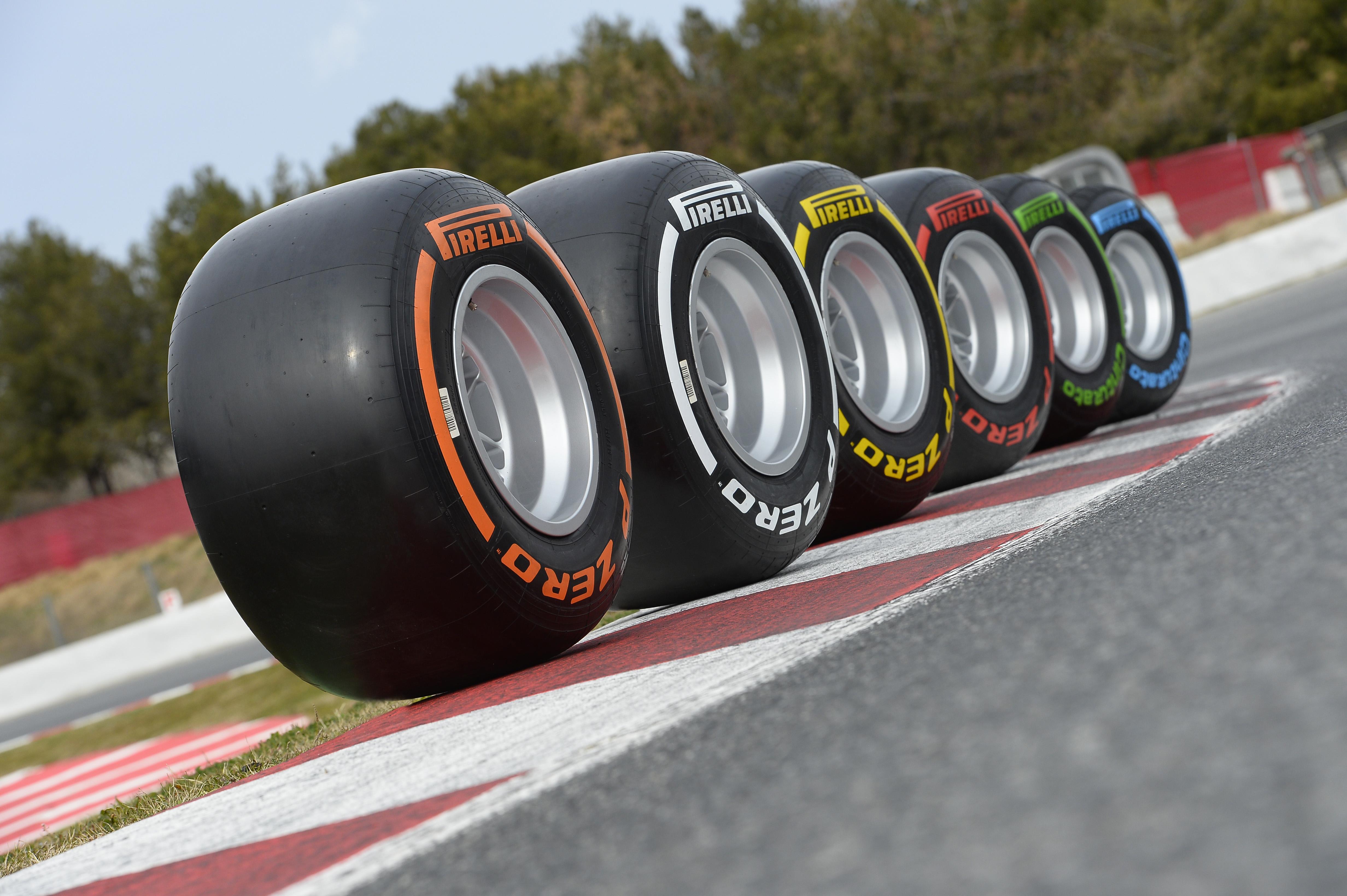 Minardi: road to 2016, Pirelli annuncia le mescole