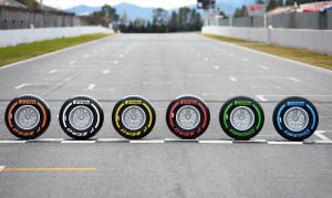 2015 Pirelli tyre range - 2