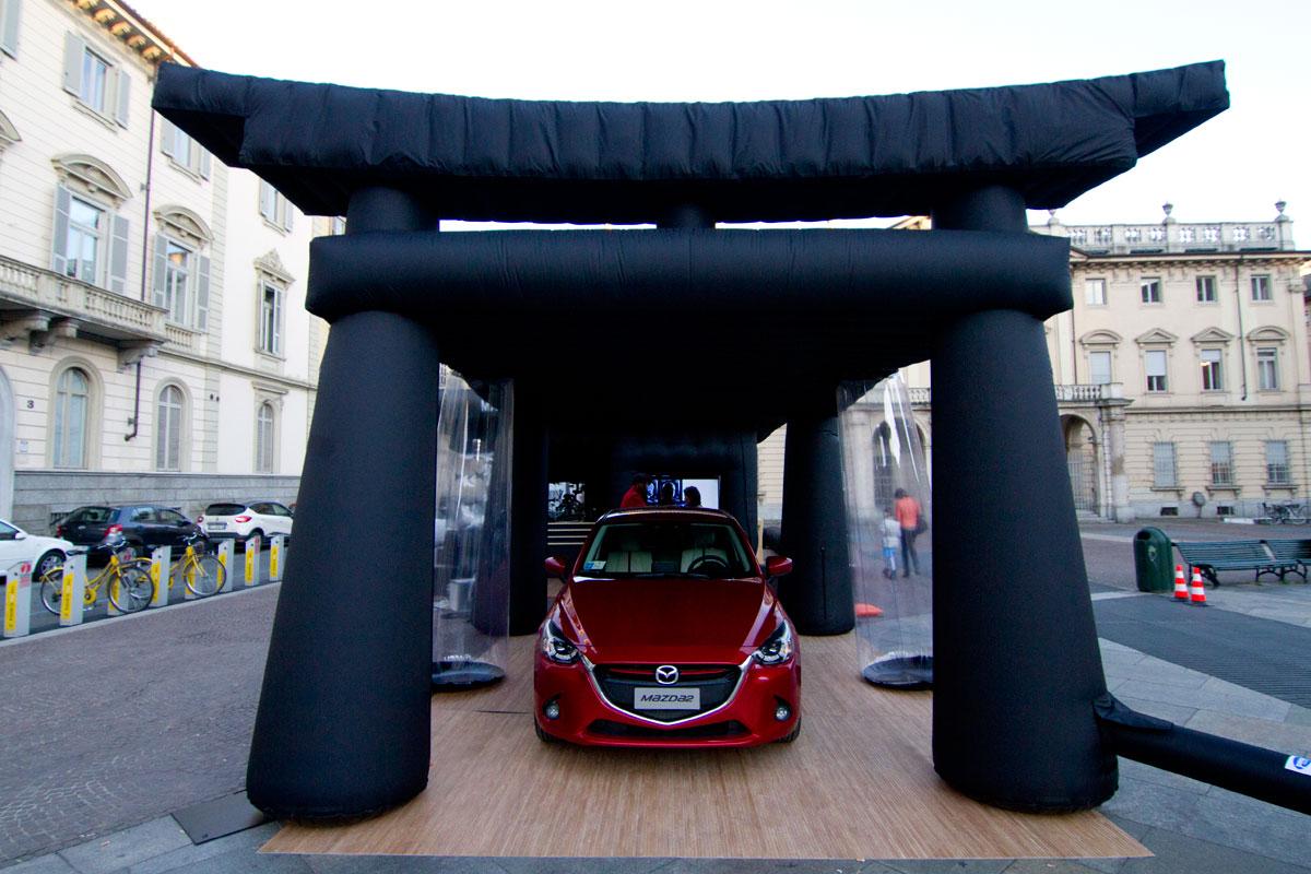 Mazda2 Connection Tour