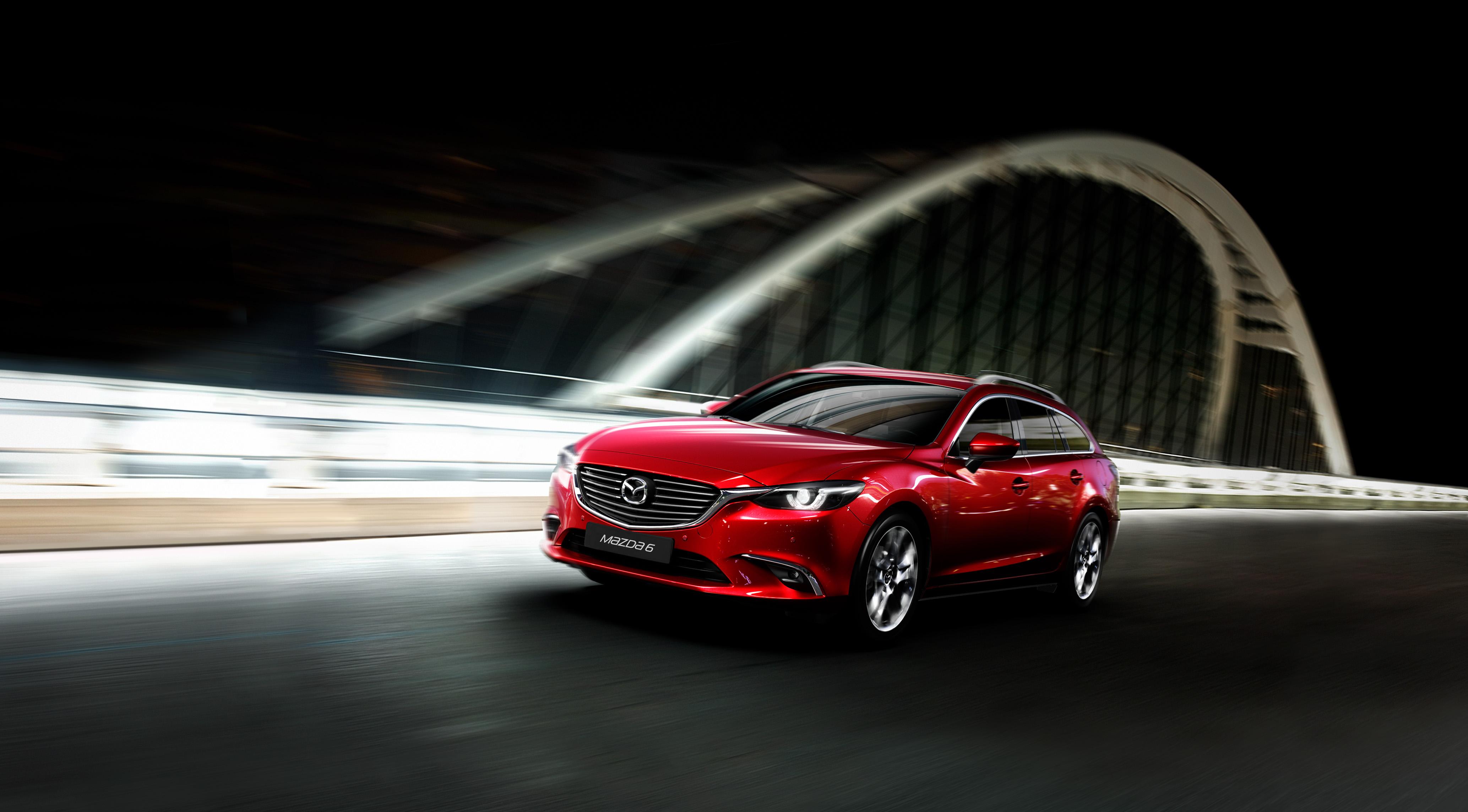 Mazda: un DNA non convenzionale