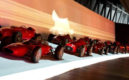Il GP al Museo dell'Automobile